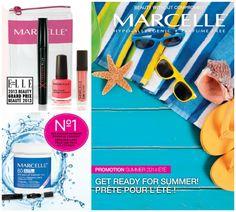 Get ready for Summer! Summer kits + GWP (FREE 2 in 1 Ret. Eyeliner) / Trousses Prête pour l'été + CAA (Crayon rét. pour les yeux 2 en 1).  In stores now /En magasins maintenant