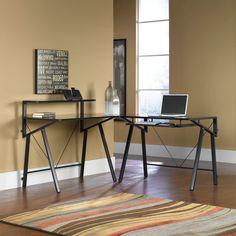 Vector Studio Edge L-Shaped Computer Desk