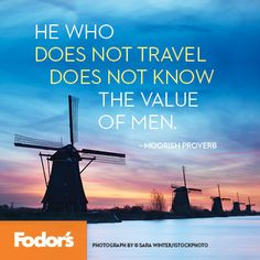 travel quotes  | TravelQuoteTuesday: On What Non-Travelers Don't Know