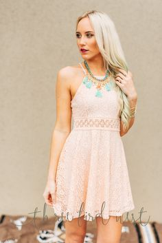 Cute.....this spring dress is the best for a special event!