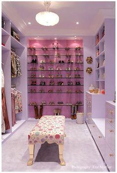 My Daughter's dream closet