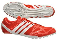 san francisco cc6ee f6a7c Adidas AdiZero Prime Accelerator Track  Field Spikes Sprint Shoes
