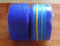 The Cabin Countess : Revised Nylon Netting Scrubbie Crochet Dish Scrubber, Scrubbies Crochet Pattern, Crochet Dishcloths, Knit Crochet, Scrubby Yarn, Crochet Stitches Free, Easy Crochet Patterns, Finger Knitting, Loom Knitting