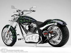 2006 Big Dog Motorcycles model line-up is here on MotorcycleUSA.com