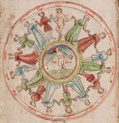 Wolfenbüttel, Herzog August Bibliothek,  Thomasin <Circlaere>   Welscher Gast (W) — Süddeutschland, 3. Viertel des 15. Jhs. Cod. Guelf. 37.19 Aug. 2° Folio 106v