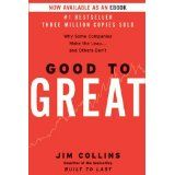 Good to Great by Jim Collins
