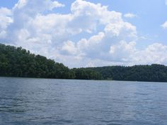 South Holston Lake - Bristol, TN/VA. This is one of my favorite places, where I spend time with some of my favorite people.
