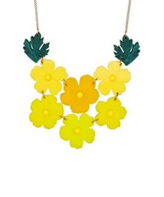 Buttercup Large Necklace  £75 (sale £37.50) - SS16 Contemporary
