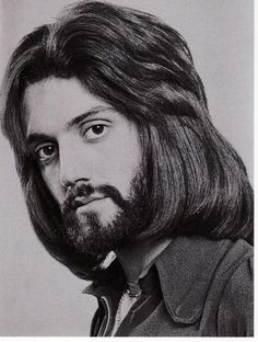 A Gallery of Super-Groovy Men's Hairdos from the Early 1970s