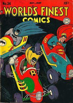 World's Finest #34 (1948)