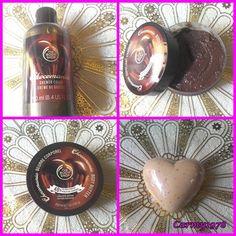 Recensione della Linea Chocomania by The Body Shop