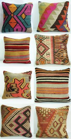Want to ice my couch with these Turkish pillows