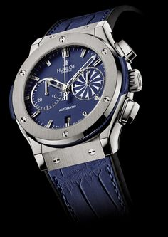 I like this watch because...    http://mywat.ch/hublot