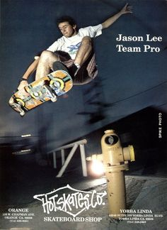 jason lee skateboard ad - Google Search