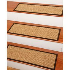 Natural Area Rugs Skyline Carpet Stair Tread U0026 Reviews | Wayfair.ca