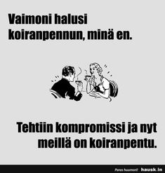 kompromissi - HAUSK.in Jokes, Smile, Funny, Pictures, Humor, Photos, Husky Jokes, Memes, Funny Parenting