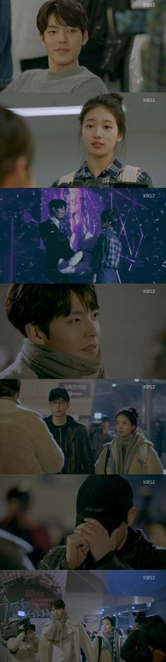 [Spoiler] Added episode 5 captures for the #kdrama 'Uncontrollably Fond'