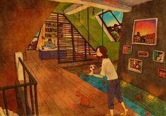 Área de juego del Autor: Grafolio