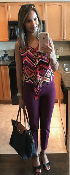 i look like a$$ but i think my #bananarepublic outfit is cute