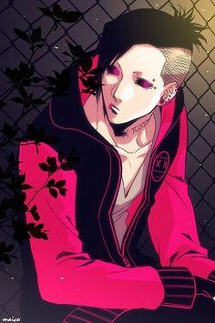 Uta - pink clothes