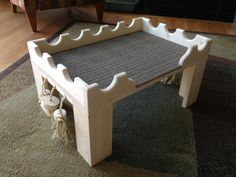 Hey, I found this really awesome Etsy listing at https://www.etsy.com/listing/121471688/bunny-castle-bed