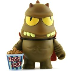 Lrrr (from #Futurama) by Kidrobot. #toys #collectiblese #cartoons #scifi