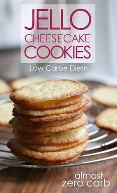 Crispy, crunchy almost zero carb cookies. High in healthy fats, full of protein. Chocolate, lemon, raspberry, maple-pecan.