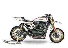 "Harley ""XR 1200 SM"" by Shaw Speed & Custom - via Racing Cafe"