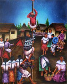 Mayan calendar artist Domingo Garcia Criado