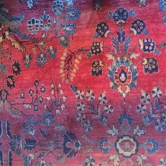 one of the nicest post 1900's #persianrugs #saroukh #sarouk #orientalrug field designs I've seen in a long time. Often times they are too busy...but this one was exceptionally well thought out. No overly bright, garish dyes. DM for price/info. • •#mahaloantiquesmoderndesign 619-796-2455 #northcountysd estate services #delmar #solanabeach #cardiffbythesea #encinitas #carlsbad #lacosta #ranchosantafe #olivenhein #elfinforest #ranchobernardo #poway #escondido #sanmarcos #vista #fallbrook…