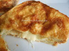 Marka boszikonyhája: Mozzarella in carrozza