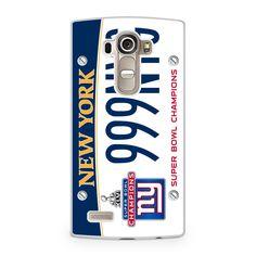 New York Super Bowl Champions LG G4 Case