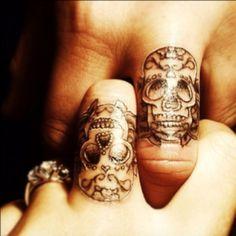 Sugar Skulls :)