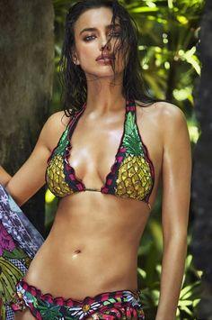 Irina Shayk Agua Bendita'nın Yeni Yüzü Oldu  #Agua Bendita #Agua Bendita 2015 #Irina Shayk