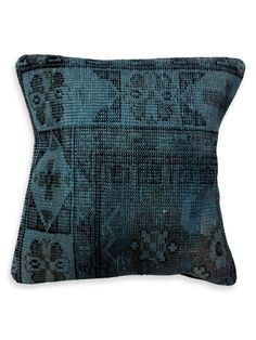 nuLOOM Vintage Overdyed Pillow - Gilt Home Lace Shorts, Throw Pillows, Vintage, Home, Fashion, Moda, Toss Pillows, Cushions, Fashion Styles
