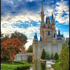 Cinderella Castle - A fairy tale come true!  #WaltDisneyWorld #Disney #WDW #Disney #DisneyWorld #MickeyMouse #DisneyParks #Dis #DisneyPhotography #Picoftheday #photooftheday #love #MagicKingdom #cinderellacastle