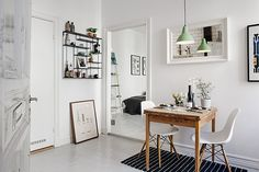 Gothenburg Studio Apartment-21-1 Kindesign