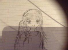 I drew it!
