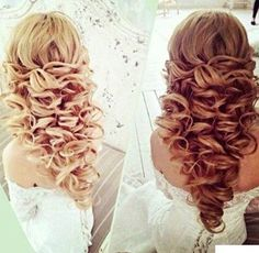 Black girls have lovely wild hair that may be styled in many great wedding hairstyles such as for example braided beauty. Quince Hairstyles, Best Wedding Hairstyles, Summer Hairstyles, Pretty Hairstyles, Easy Hairstyles, Hairdos, Perfect Hairstyle, Amazing Hairstyles, Pixie Cut Round Face