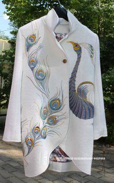 Индивидуальная (эксклюзивная) вышивка для дизайнеров одежды — Ярославская вышивальная фабрика