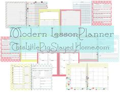 Great planner for teachers & homeschoolers alike: FREE & CUTE? Great planner for teachers & homeschoolers alike: FREE & CUTE? Great planner for teachers & homeschoolers alike: Teacher Planner Free, Teacher Lesson Planner, School Planner, Teacher Binder, Teacher Organization, Teacher Resources, Organizing, Classroom Organisation, Free Planner