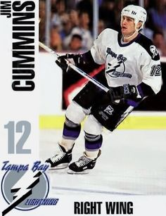 On March rugged winger Jim Cummins was traded by the Philadelphia Flyers to the Tampa Bay Lightning in exchange for Rob DiMaio. Hockey Cards, Baseball Cards, Jim King, Nhl Entry Draft, Phoenix Coyotes, Ice Hockey Players, New York Islanders, Tampa Bay Lightning, Colorado Avalanche