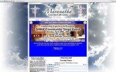 For The Church Of God: The Maranatha COG Website (http://www.maranathacog.net)