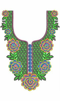 Now you can enjoy our Premium Range Embroidery Designs of Neck Embroidery Neck Designs, Embroidery Applique, Embroidery Patterns, Coffee Cup Art, Dress Neck Designs, Neck Pattern, Irish Crochet, Textile Patterns, Line Design