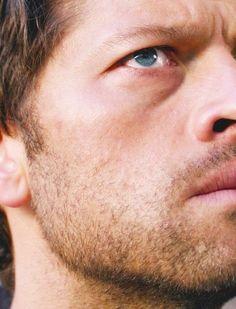 "Cas 9x03 ""I'm No Angel"" #Supernatural #Eyes - DAMN MISHA! You're killing me!!"