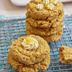 Lemon Ricotta Breakfast Cookies