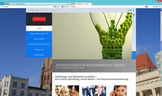 Internetagentur nordmarketing Group SEO und Webdesign aus einer Hand