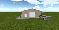 Cool 3D #marketing http://ift.tt/2dxVc2f #barn #workshop #greenhouse #garage #roofing #DIY