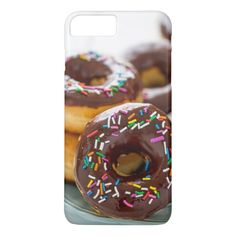Donut IPhone 8 Plus/7 plus iPhone 8 Plus/7 Plus Case Custom Brandable Electronics Gifts for your buniness #electronics #logo #brand