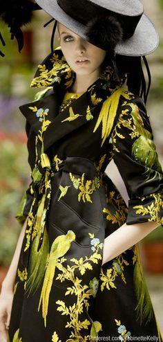 Chrisitan Lacroix Haute Couture | F/W 2007-8